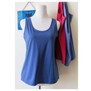 CHICO'S 1 Women's Size M Lot Of 3 Tank Tops